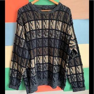 Vintage Horst Dusseldorf Wool Blend Sweater size L